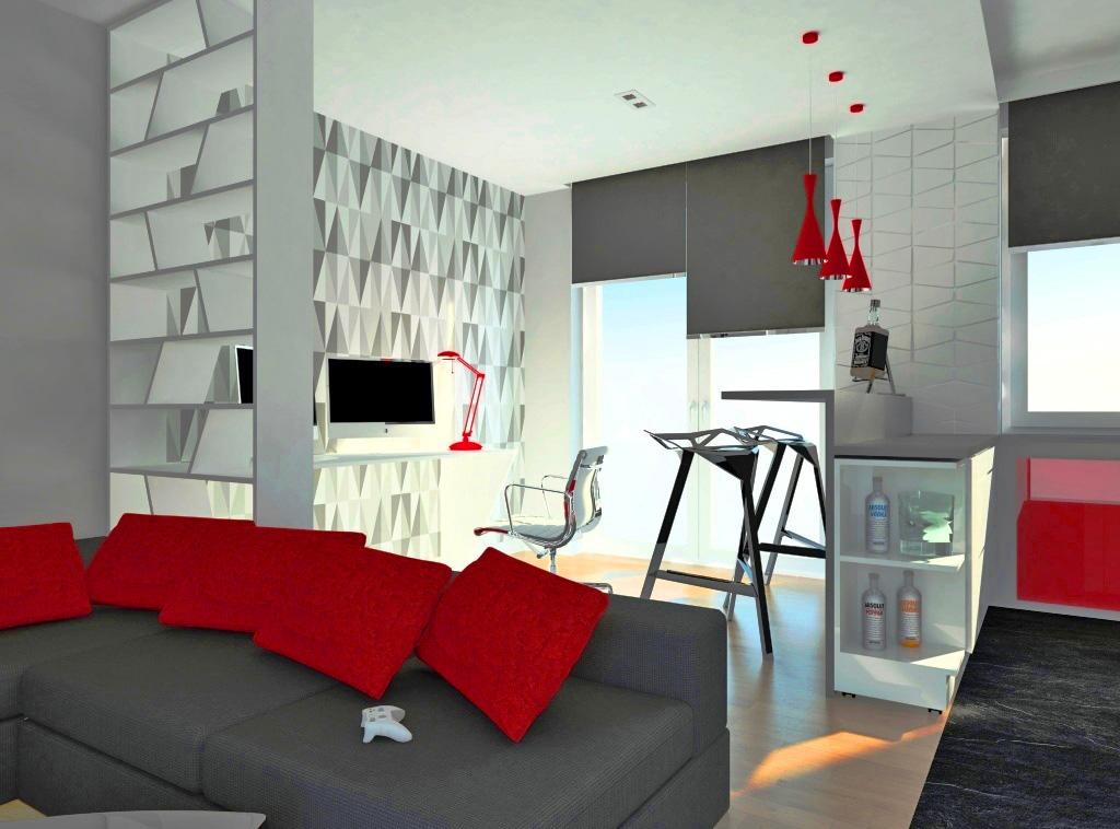 wizualizacja mieszkania na sprzedaż we Wrocławiu