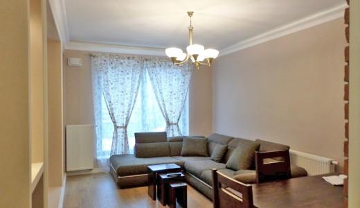 zdjęcie przedstawia duży pokój w mieszkaniu na wynajem