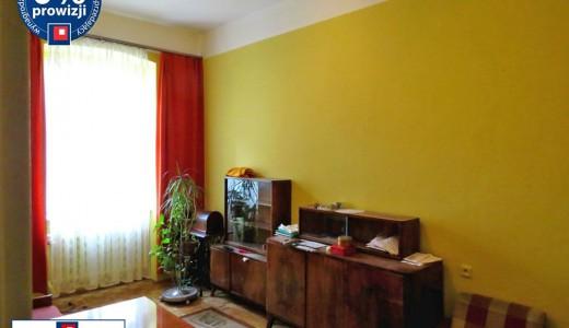 wnętrze, salon mieszkania do sprzedaży we Wrocławiu, w dzielnicy Krzyki