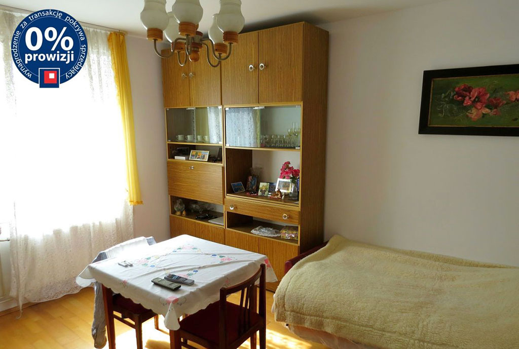 na zdjęciu mieszkanie na sprzedaż we Wrocławiu, w dzielnicy Fabryczna