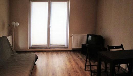 na zdjęciu mieszkanie do wynajmu we Wrocławiu, w Śródmieściu