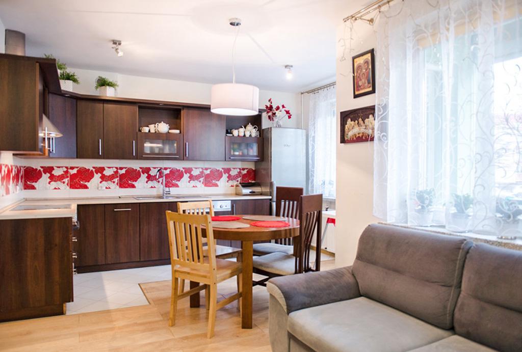 Wnętrze mieszkania na sprzedaż we Wrocławiu