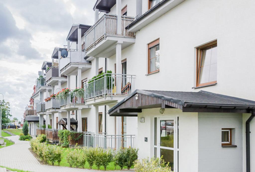 na zdjęciu mieszkanie do sprzedaży we Wrocławiu, w dzielnicy Krzyki