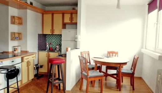 wnętrze mieszkania na sprzedaż we Wrocławiu, w dzielnicy Fabryczna
