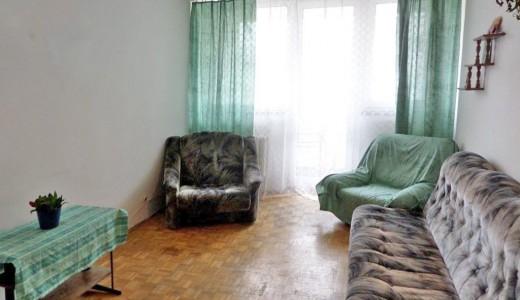 zdjęcie przedstawia mieszkanie we Wrocławiu na sprzedaż w dzielnicy Psie Pole