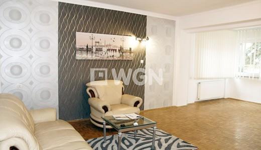 zdjęcie przedstawia salon w mieszkaniu do wynajęcia we Wrocławiu-Krzyki