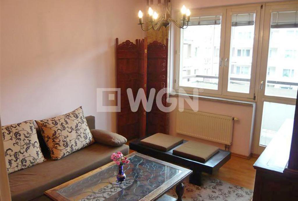 zdjęcie przedstawia mieszkanie do wynajęcia we Wrocławiu - Krzyki