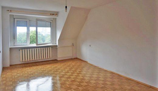 na zdjęciu wnętrze mieszkania na sprzedaż we Wrocławiu