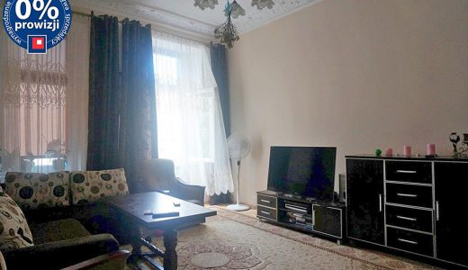 zdjęcie przedstawia salon w mieszkaniu we Wrocławiu na sprzedaż
