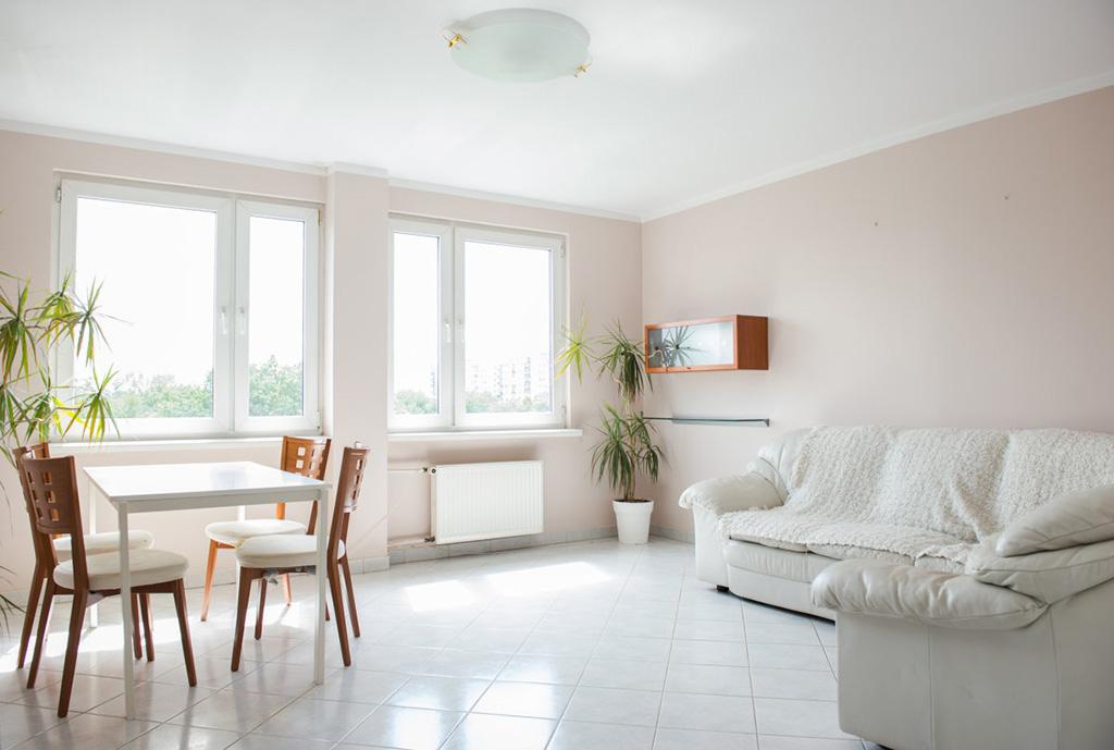 wnętrze mieszkania do wynajęcia we Wrocławiu, na Krzykach