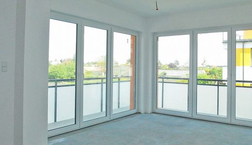 salon w stanie deweloperskim w mieszkaniu na sprzedaż za 480 000 zł we Wrocławiu