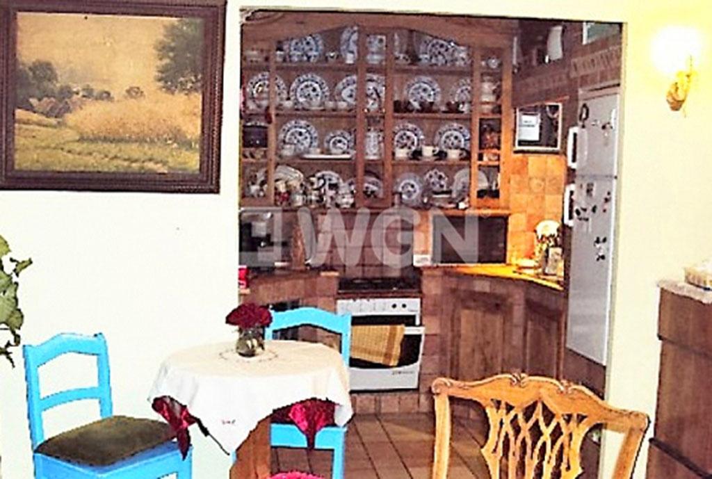 na zdjęciu salon w mieszkaniu do sprzedaży we Wrocławiu - Centrum