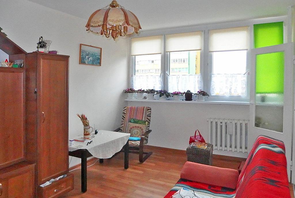 zdjęcie przedstawia wnętrze mieszkania na sprzedaż we Wrocławiu