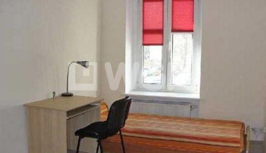 na zdjęciu jeden z pokoi w mieszkaniu na sprzedaż we Wrocławiu
