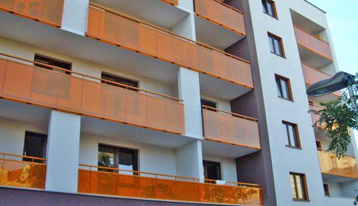 na zdjęciu budynek we Wrocławiu, w którym znajduje się oferowane na sprzedaż mieszkanie