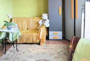 fragment pokoju dziecięcego w mieszkaniu we Wrocławiu na sprzedaż