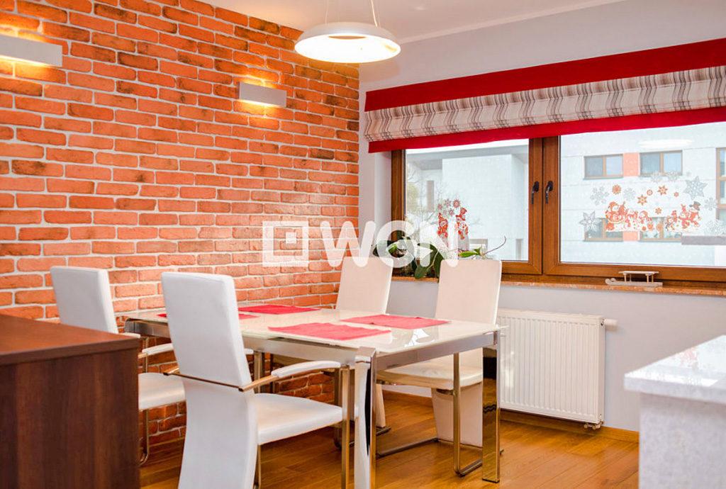 nowoczesne wnętrze mieszkania na sprzedaż we Wrocławiu