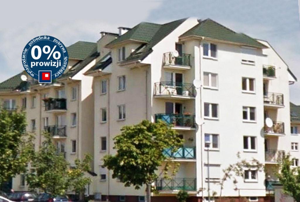 osiedle we Wrocławiu, na którym znajduje się oferowane mieszkanie na sprzedaż