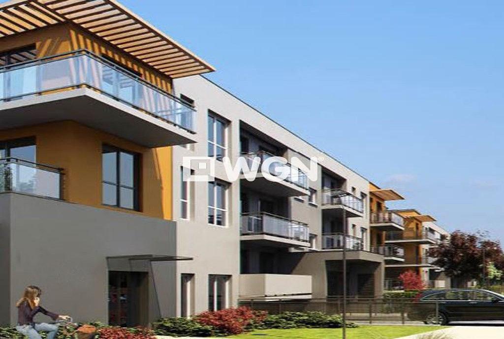 nowoczesne osiedle we Wrocławiu, gdzie znajduje się oferowane mieszkanie na sprzedaż