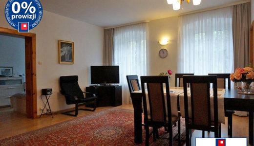 ekskluzywny salon w luksusowym mieszkaniu na sprzedaż we Wrocławiu