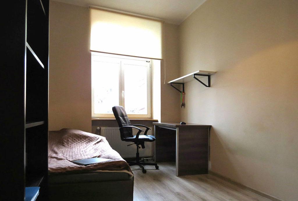 prestiżowy gabinet w mieszkaniu we Wrocławiu do sprzedaży