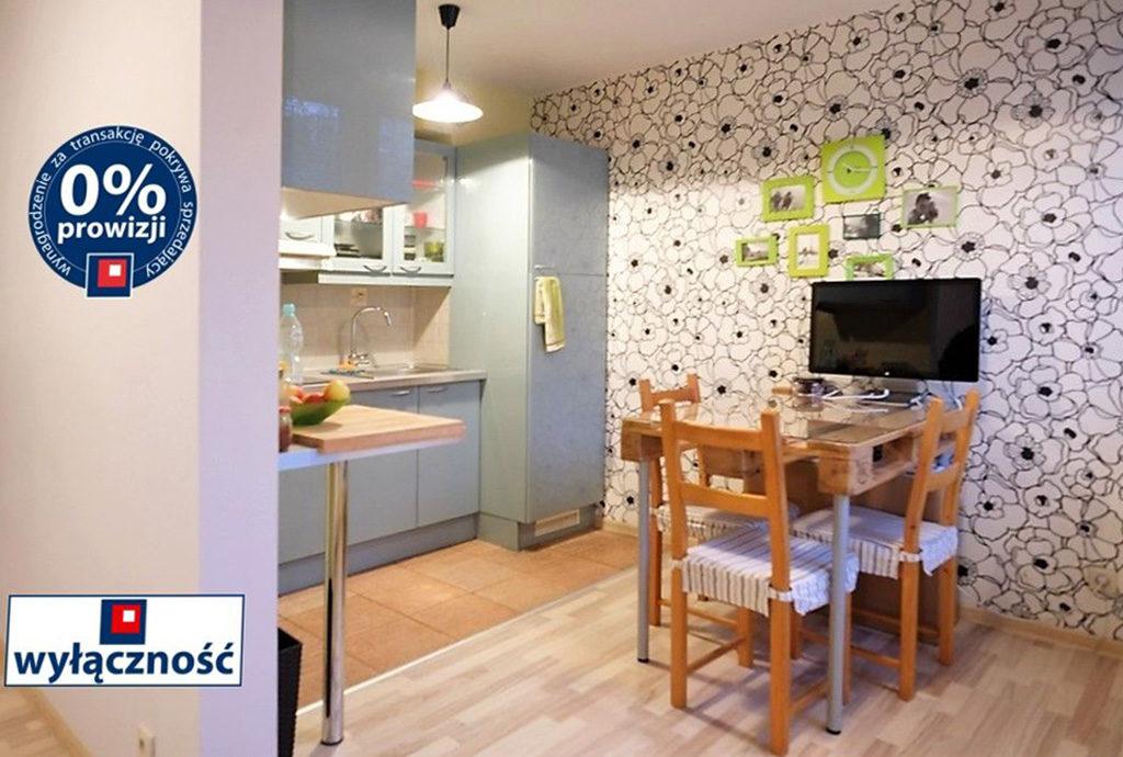 komfortowa kuchnia w mieszkaniu do sprzedaży we Wrocławiu
