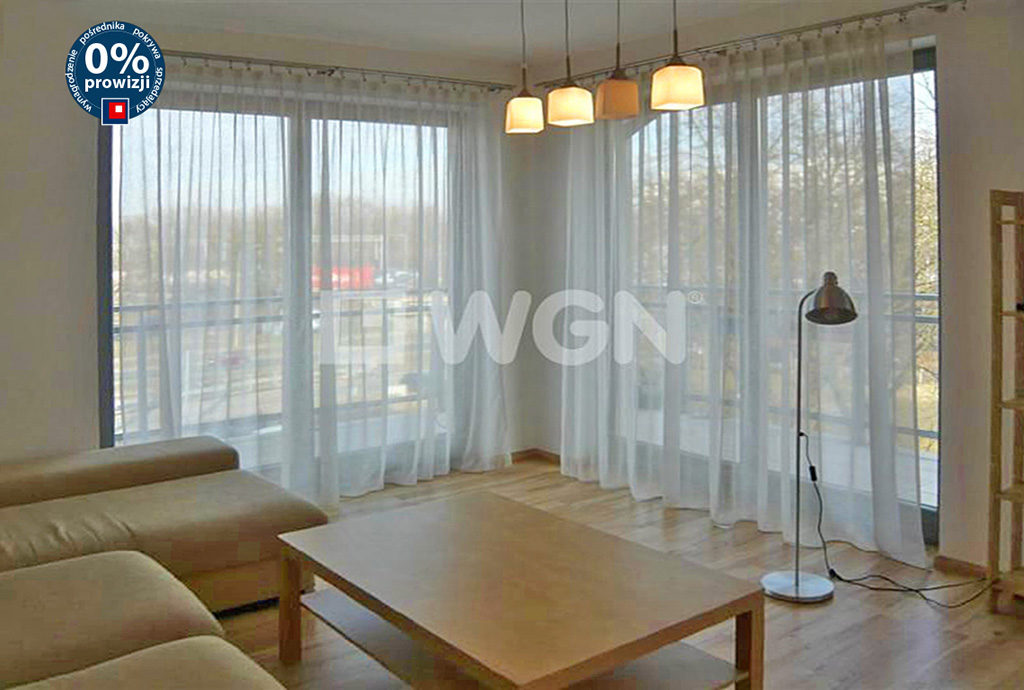 salon w mieszkaniu do wynajęcia we Wrocławiu
