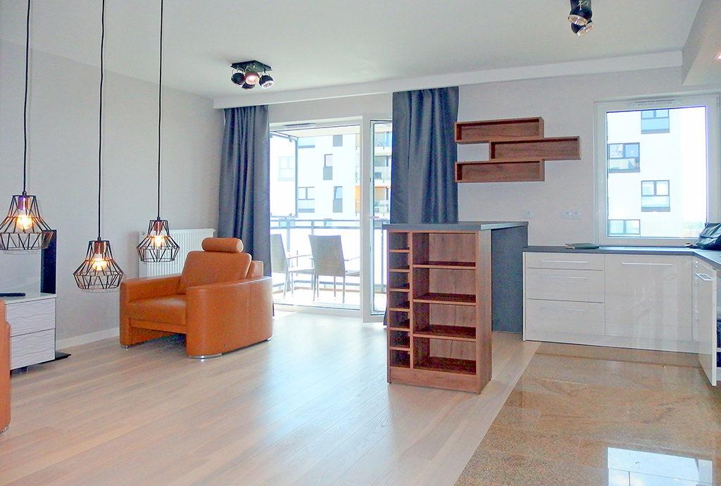 luksusowe wnętrze mieszkania do wynajęcia we Wrocławiu