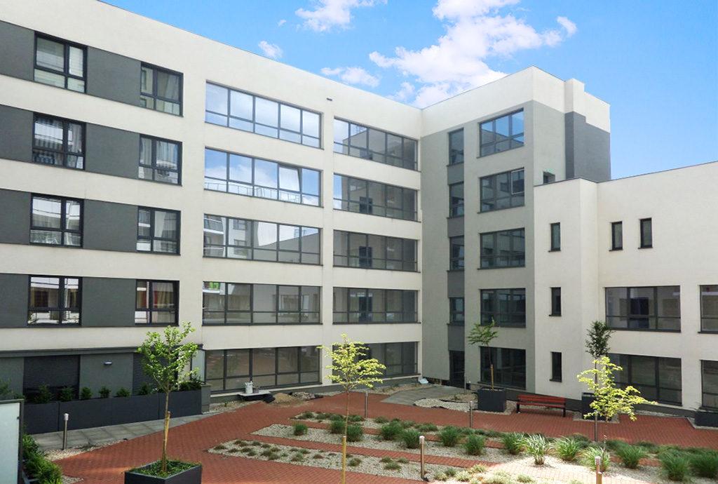 osiedle we Wrocławiu, na którym znajduje się oferowane na wynajem mieszkanie