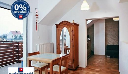 stylowe wnętrze mieszkania do sprzedaży we Wrocławiu (okolice)