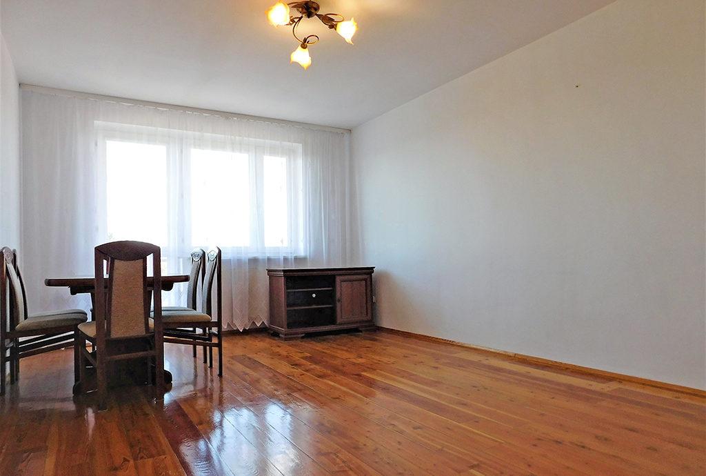 na zdjęciu stylowa sypialnia w mieszkaniu w okolicach Wrocławia na wynajem