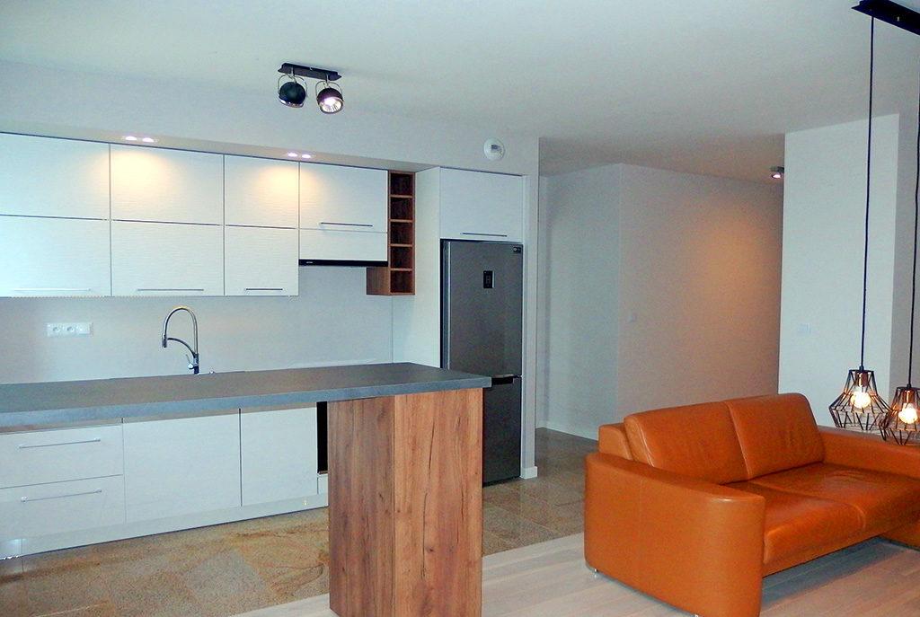 komfortowe wnętrze mieszkania do wynajęcia we Wrocławiu