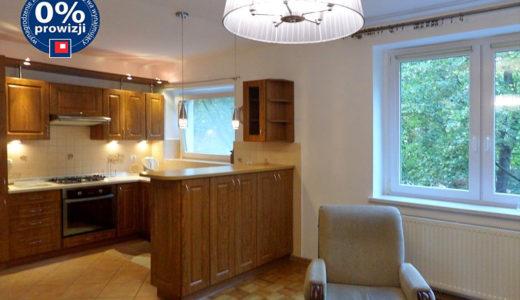 komfortowa kuchnia w mieszkaniu do wynajęcia we Wrocławiu na Psim Polu
