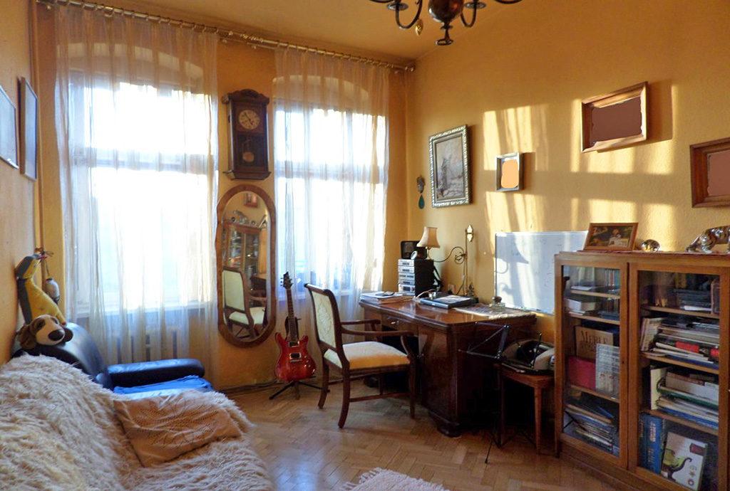 stylowe wnętrze mieszkania Wrocław na sprzedaż