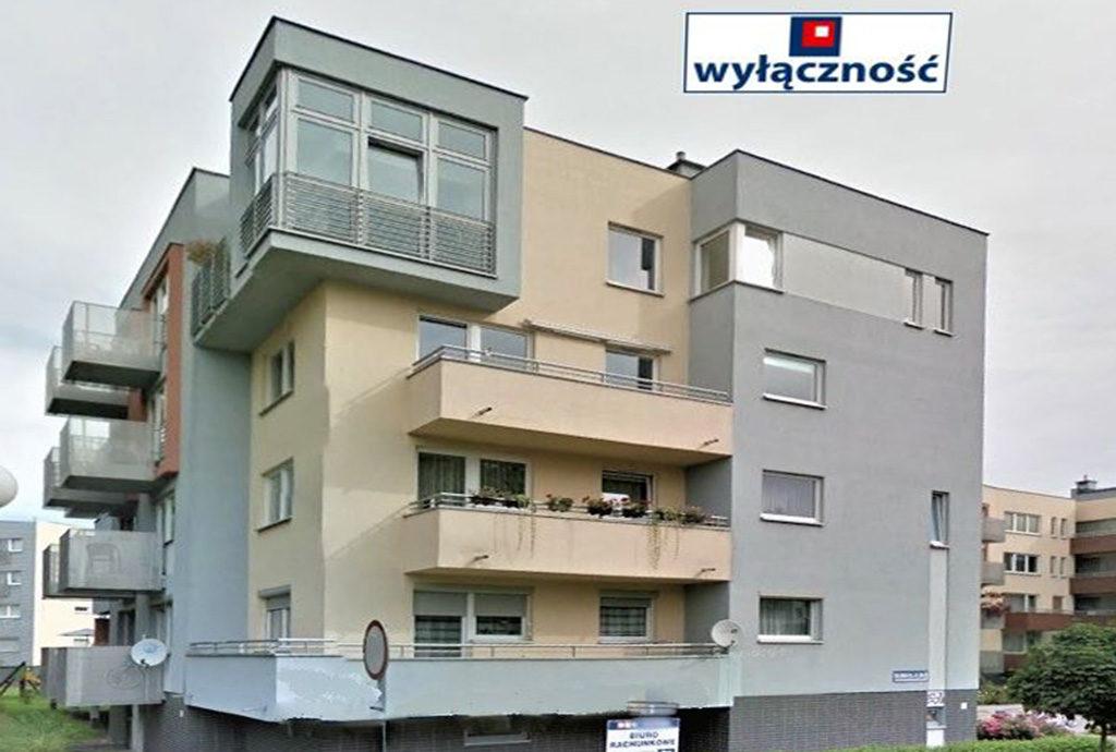 budynek we Wrocławiu Fabryczna, gdzie znajduje się oferowane do sprzedaży mieszkanie