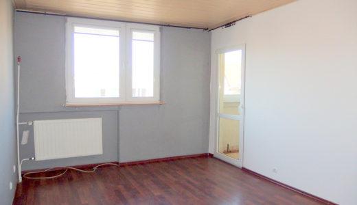 puste wnętrze mieszkania Wrocław Krzyki do sprzedaży