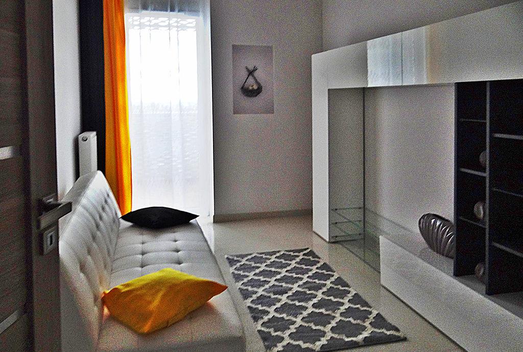 jedno z ekskluzywnych pomieszczeń w mieszkaniu we Wrocławiu na Starym Mieście na wynajem