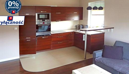 zabudowana kuchnia w mieszkaniu do sprzedaży Wrocław Kiełczów