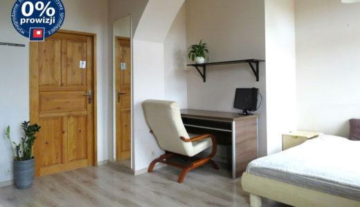 nowocześnie zaprojektowane gabinet w mieszkaniu do sprzedaży Wrocław Stare Miasto