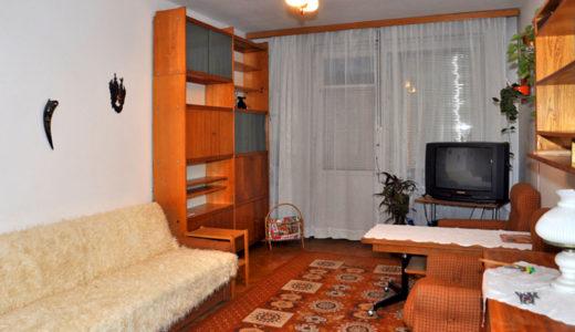 fragment urządzonego i umeblowanego salonu w mieszkaniu do wynajmu Wrocław