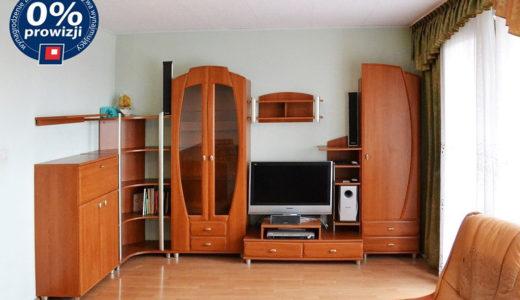 umeblowany stylowo salon w mieszkaniu do wynajęcia Wrocław