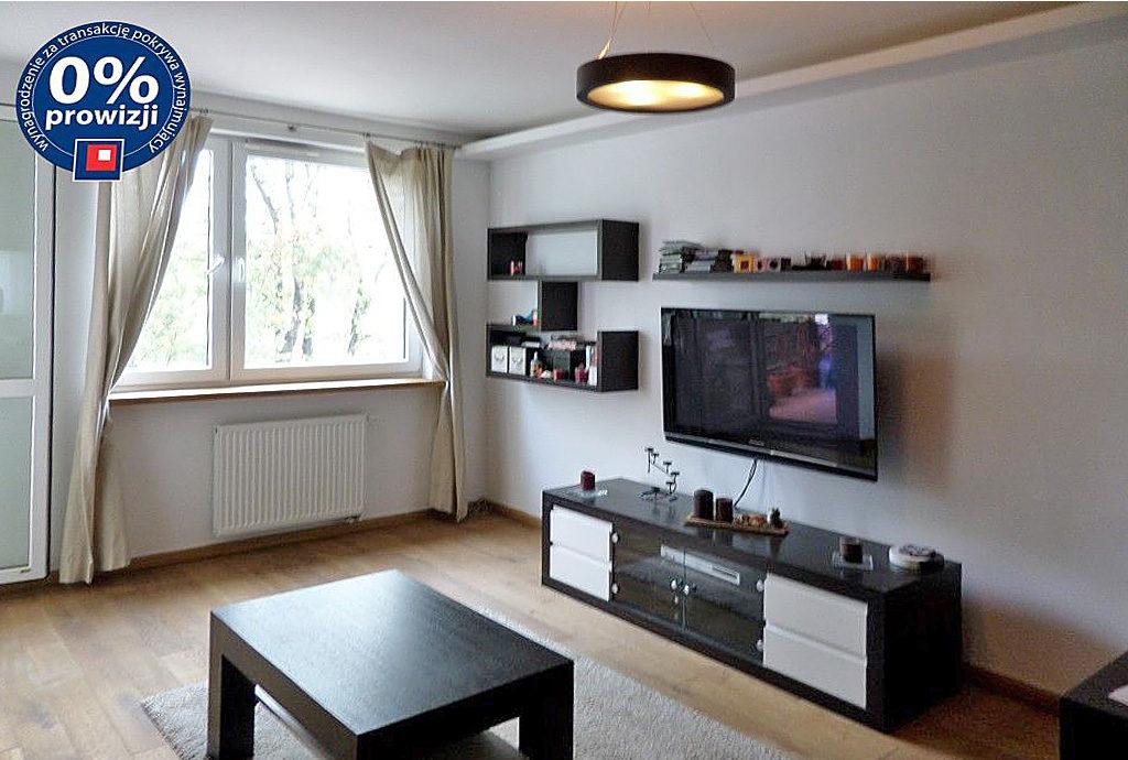 prestiżowo zaaranżowany salon w mieszkaniu do wynajęcia Wrocław Krzyki
