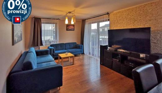ekskluzywny salon w mieszkaniu do wynajęcia Wrocław Fabryczna