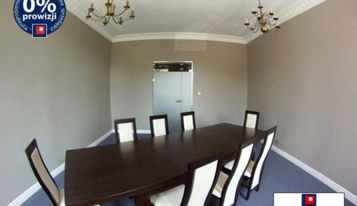 komfortowy salon w mieszkaniu do sprzedaży Wrocław Stare Miasto