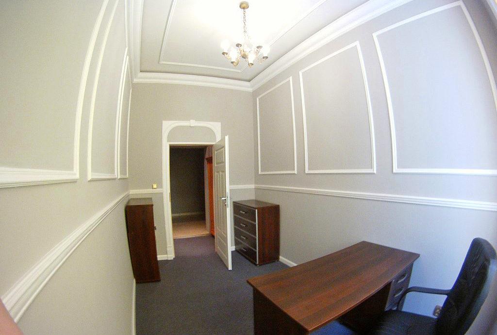 elegancki korytarz w mieszkaniu na sprzedaż Wrocław Stare Miasto
