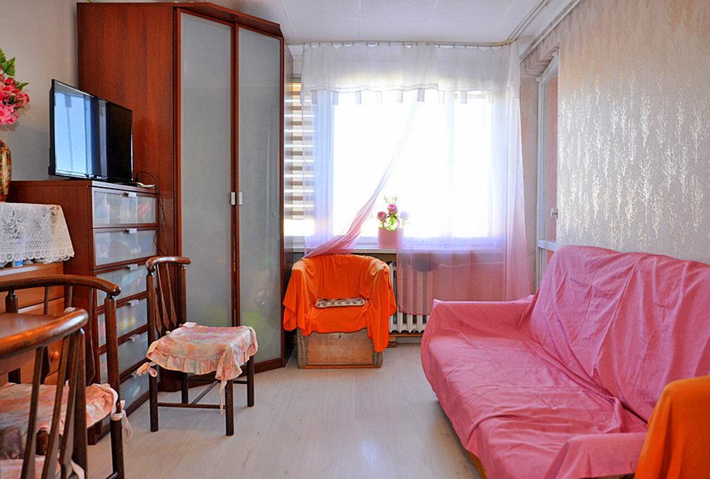widok na pokój la dziecka w mieszkaniu na sprzedaż Wrocław (okolice)
