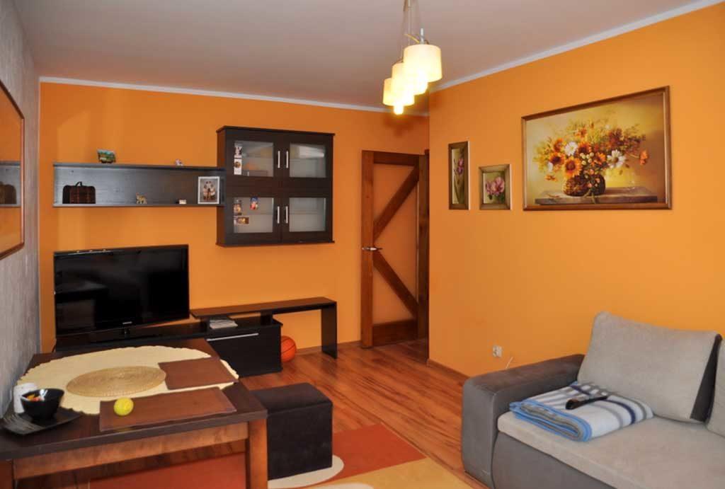eleganckie wnętrze salonu mieszkania do wynajęcia Wrocław okolice