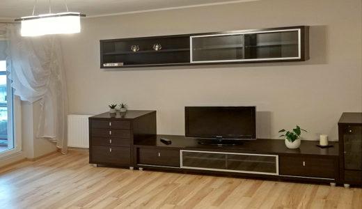 wykończone w wysokim standardzie wnętrze mieszkania do sprzedaży Wrocław Psie Pole