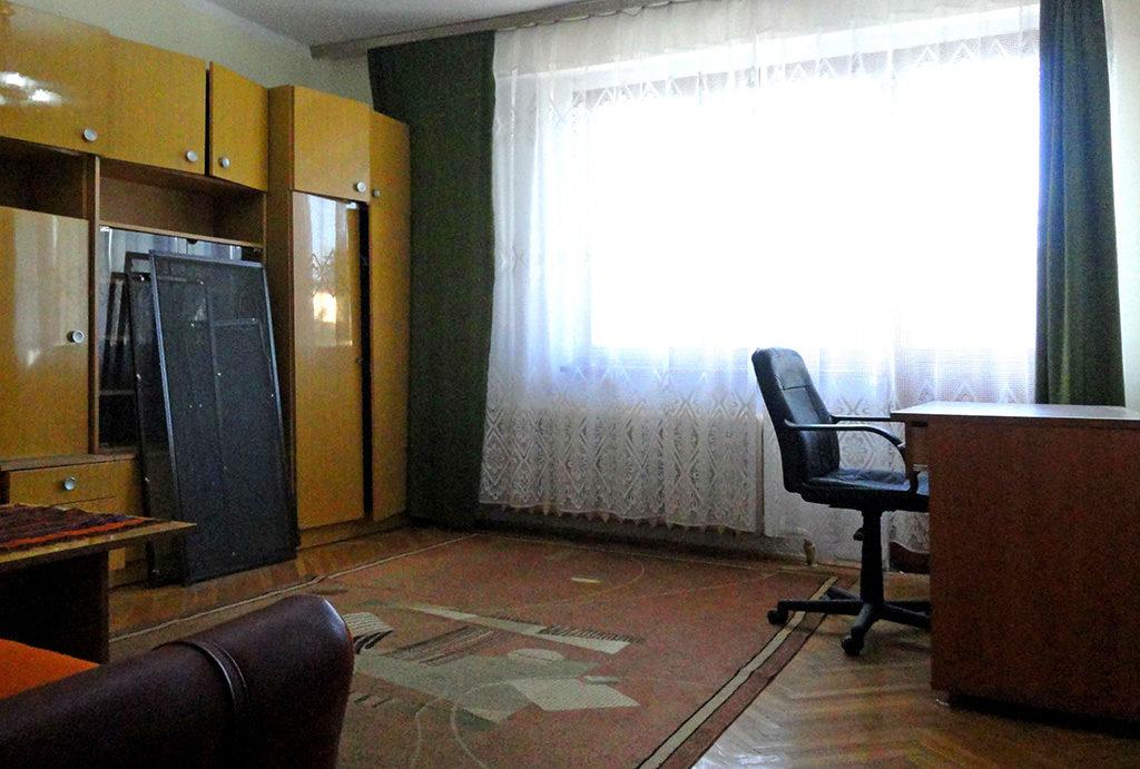 komfortowy salon w mieszkaniu do wynajęcia Wrocław Psie Pole
