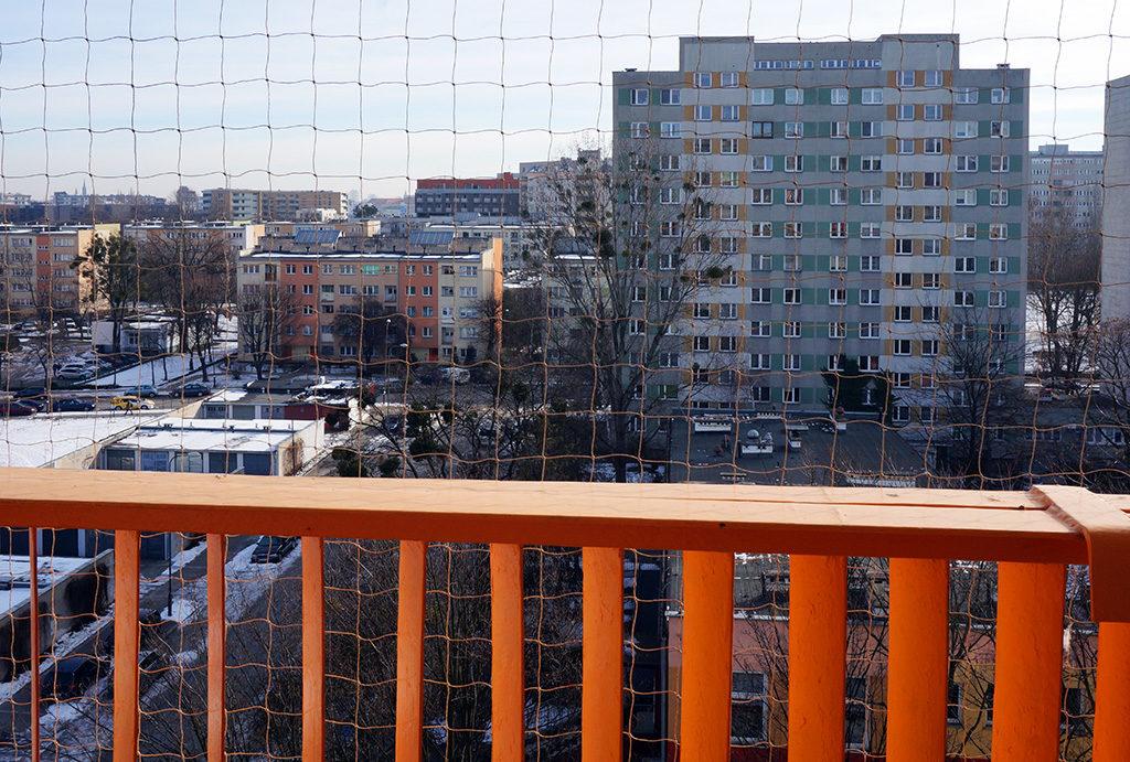 widokowi balkon przy mieszkaniu na sprzedaż Wrocław Stare Miasto